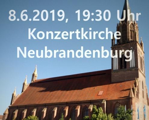 Vorverkauf Neubrandenburg
